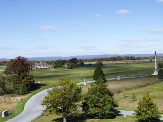 USA_Pennsylvania_Gray Line_Gettysburg Tour