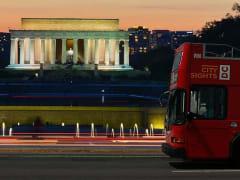 USA_Washington DC_Double-Decker Bus Tour