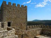 Portugal Castelo de Sesimbra Castle of the Moors