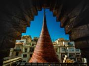 Spain_Barcelona_Casa_de_les_Punxes_entrance
