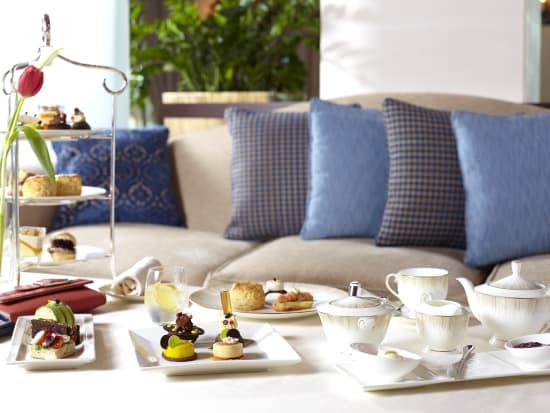 Ritz Carlton JBR Tea  - 8