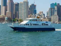 USA_Boston_Harbor Cruises_Salem Ferry