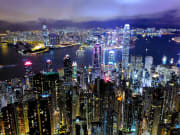 Hong Kong_Night