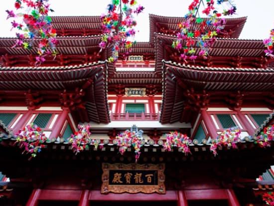 新加坡佛牙寺龍牙院1