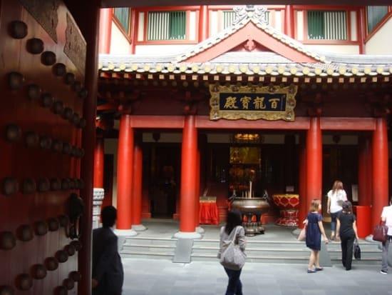 新加坡佛牙寺龍牙院2
