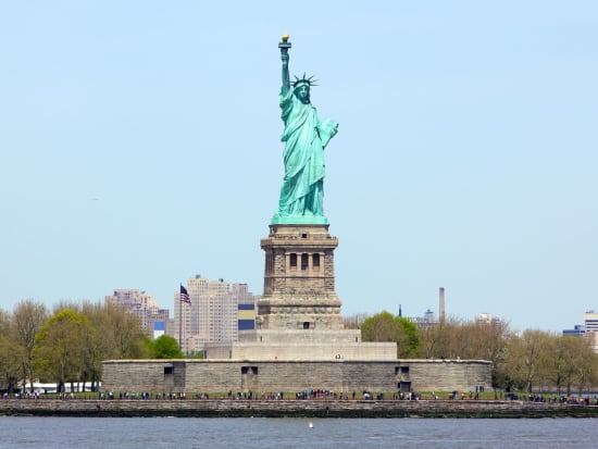Half Day Statue Of Liberty New York City Sightseeing Tour New