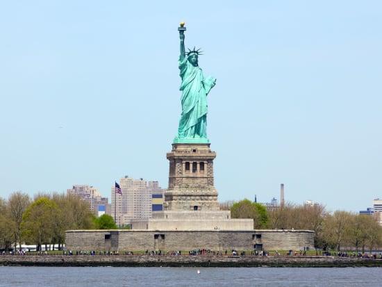 USA_New York_Statue of Liberty_Staten Island