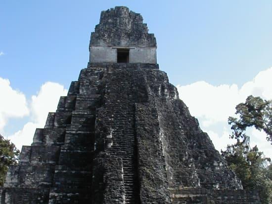 ティカル-神殿