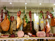 Meats, cold meats, florence, tasting, italy