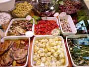 food tasting, florence, italy