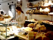 bakery, bread, pastries, florence, italy