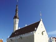 Tallinn Town Hall by Jaak Nilson