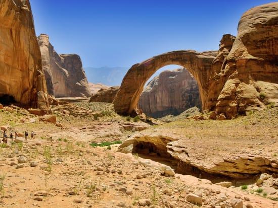 scenic Rainbow Bridge land_horizontal