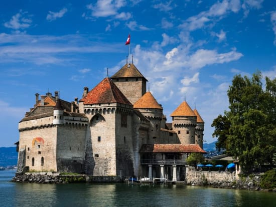 1. Chateau de Chillon