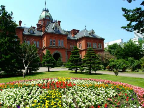札幌市内観光ツアー