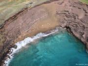 Green Sand Beach 04