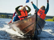Riverboat cruise in Lapland - Rovaniemi (24)