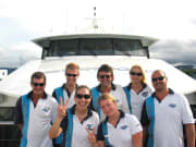 Great Barrier Reef Tour Silversonic Staff