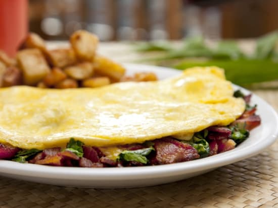 Spinach_Omelet