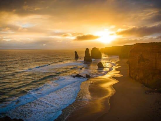 the-great-ocean-roadtrip-sunset