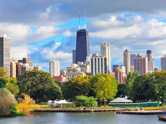 Chicago Panoramic And Scenic North Side Guided City Tour