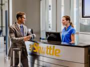 USA_SuperShuttle International_Shuttle Services