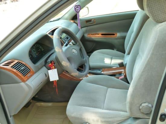 Toyota camary whalse,2002