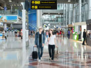 Airport Transfers Lobby