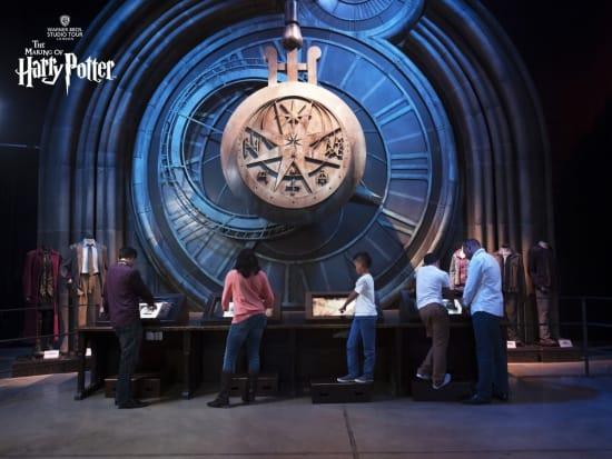 Behind the Scenes Harry Potter