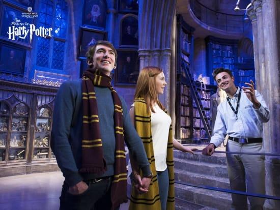 London Warner Bros Studio Tour Harry Potter