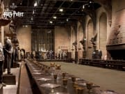 The Great Hall Set from the Harry Potter Films