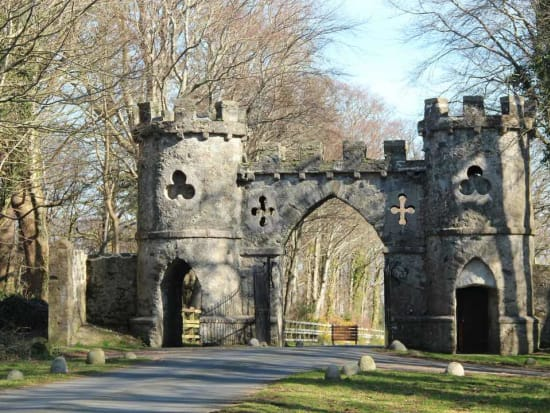 National Trust Castle Ward