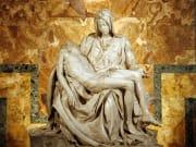 La Pieta, Sculpture, Michelangelo