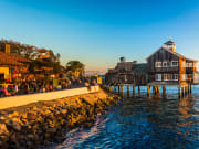 USA_San Diego_Five Star Tours_Seaport Village
