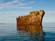 Hawaii_Lanai_Expeditions_Trekker_Lanai Shipwreck