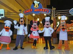 Chef Mickey Dinner
