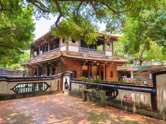 Lin An Tai Historical House Taipei