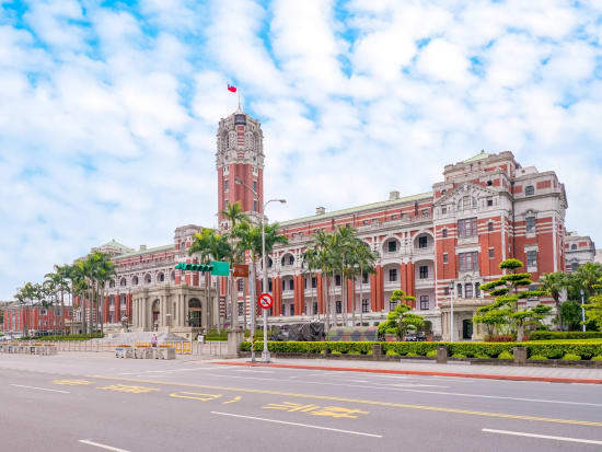 Presidential Office Building in Taiwan