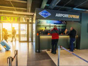 Airport shuttle transfers to and from Reykjavik