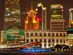 Shanghai Huangpu River Night Cruise