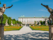 germany_Salzburg Mirabell Palace Mirabell Garden