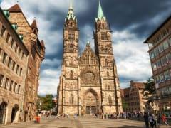 St Lorenz in Nuremberg