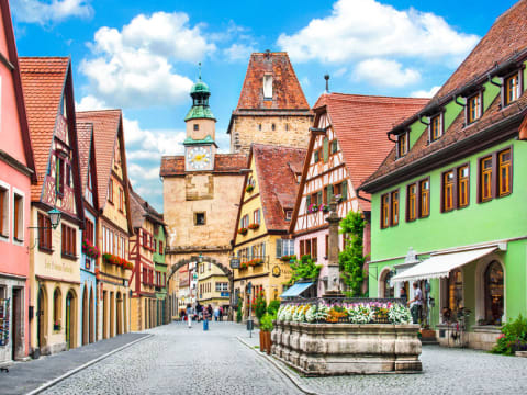Romantic Road Tours, Munich tours & activities, fun things