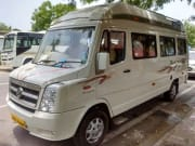 minivan for port airport hotel transfer india