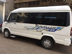 minivan for port airport hotel transfer in mumbai