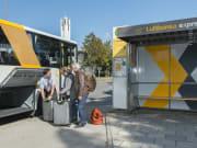 Lufthansa Express Bus, Munich