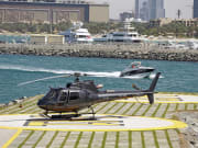 dubai private helicopter tours