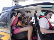 Private helicopter flight in Dubai