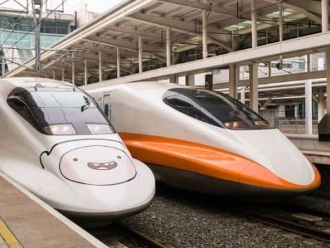 台湾高速鉄道(新幹線)