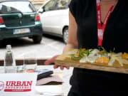 cheese, platter, food tasting, florence, foodies